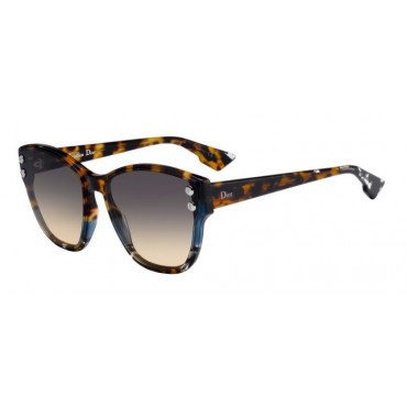 Optique du Faubourg DIOR ADDICT BLUE HAVNA Paris Bastille www.57faubourg.com