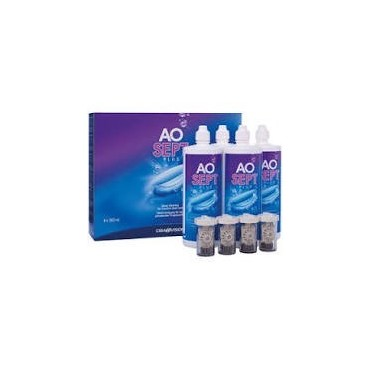 Aosept Plus Hydraglyde 3 X 360ML ALCON (472)