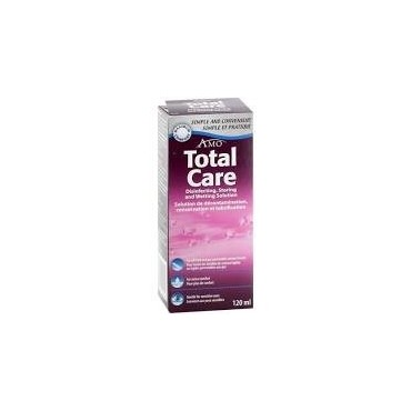 Totalcare Decontamination 120ML Abbott (467)