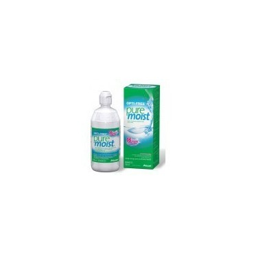 Opti-Free Pure Moist 2X300ML ALCON (453)