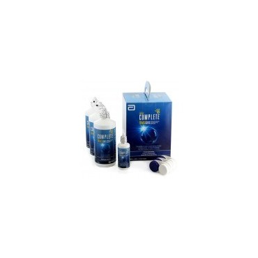 Complete Revitalens 3X360ML Abbott (450)
