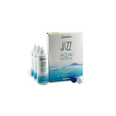 Pack Jazz AquaSensitive 3X350ML Ophtalmic  (421)