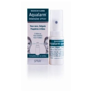 AQUALARM Intensive Spray Bausch + Lomb (379)