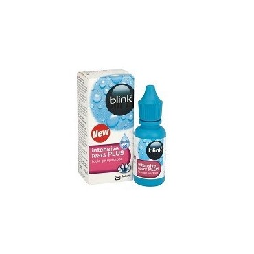 Blink Intensive Tears Plus 10ML Abbott (305)